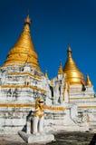 Dwoista pagoda Obrazy Stock
