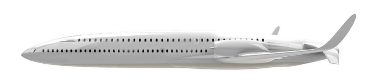Dwoistego decker samolot Obrazy Stock