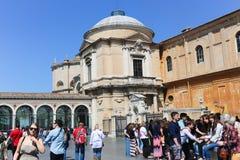 dwoistego helix Italy muzealny Rome schody Vatican obraz royalty free
