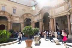 dwoistego helix Italy muzealny Rome schody Vatican Obrazy Stock