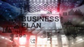 Dwoistego ujawnienia plan biznesowy i strategii pojęcie Zdjęcia Royalty Free