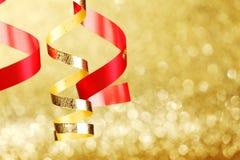Dwoistego złota uderzenie Fotografia Royalty Free