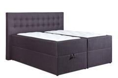 Dwoisty łóżko   Obraz Royalty Free