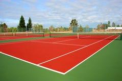 dworski tenis Obraz Stock