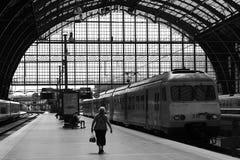 Dworzec Obrazy Stock