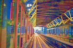 Dworzec Zdjęcie Stock