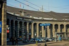 Dworzec Zdjęcie Royalty Free