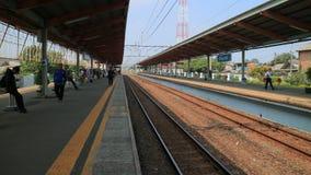 Dworzec fotografia stock