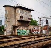 Dworzec zdjęcia stock