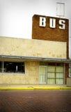 dworzec autobusowy Zdjęcie Stock
