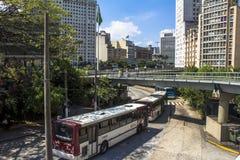 Dworzec Autobusowy Zdjęcia Stock