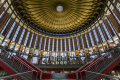 Dworzec Madryt zdjęcia royalty free