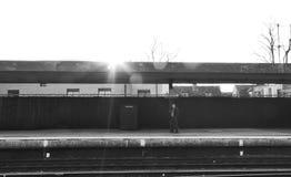 Dworzec w Oxford, Zjednoczone Królestwo Zdjęcia Stock