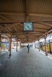 Dworzec w Szklarska Poreba Zdjęcia Royalty Free