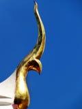 Dwuokapowy apeks Obrazy Royalty Free