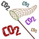 dwutlenek węgla ilustracja wektor