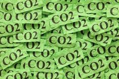 Dwutlenek węgla Obraz Royalty Free