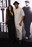 Dwyane Wade and Gabrielle Union Stock Images