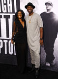 Dwyane Wade and Gabrielle Union Stock Image