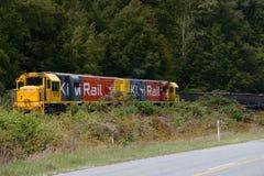 DXC class locomotive Royalty Free Stock Photos