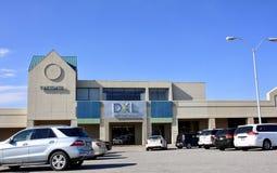 DXL人` s大和高衣物 图库摄影