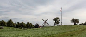 Dybboel Moelle Windmill immagine stock libera da diritti