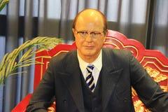 Dyche du Président Avery Boulogne de COI Image stock