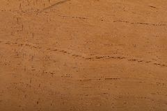 Dyed brown wood for background. Dyed, brown, and smoothly finished wood for background or wallpaper royalty free stock photos