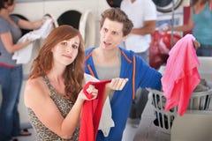 Dyed Clothing Problem Stock Photos