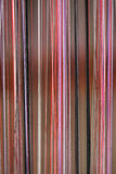 Dyed threads for needlework Royalty Free Stock Images