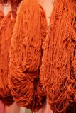 Dyed Yarn Stock Images