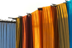 Dyeing Works,Sanganer,Jaipur Royalty Free Stock Photos