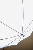 Dyfundowanie parasol zdjęcia stock
