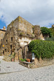 Dying city, Civita Bagnoregio Royalty Free Stock Photo