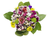 The dying fine bouquet Stock Photo