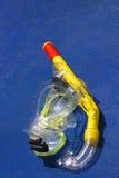 dykningmaskering Royaltyfri Fotografi