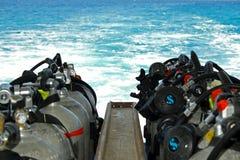 dykningutrustning Royaltyfri Bild