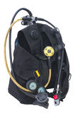 dykningutrustningscuba Royaltyfri Bild