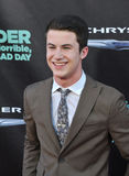 Dylan Minnette Royalty Free Stock Photography