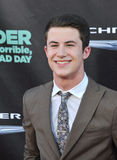 Dylan Minnette Stock Images