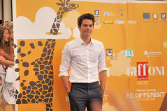 Dylan O` Brien  al Giffoni Film Festival 2014 Stock Photo