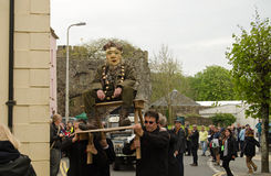 Dylan Thomas Celebrations Stock Images
