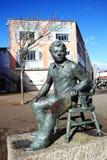 Dylan Thomas statue Stock Photos
