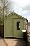 Dylan Thomas' Writing Shed Royalty Free Stock Photos