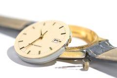 Dylemata zegarek fotografia stock