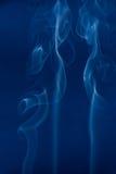 Dymów kształty Zdjęcie Stock