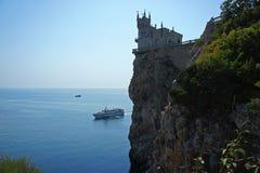 Dymówki gniazdeczko w Crimea Zdjęcie Stock