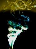 dym zdjęcie stock