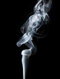 Dym fala Zdjęcia Royalty Free