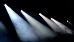 Dym na scenie zbiory wideo